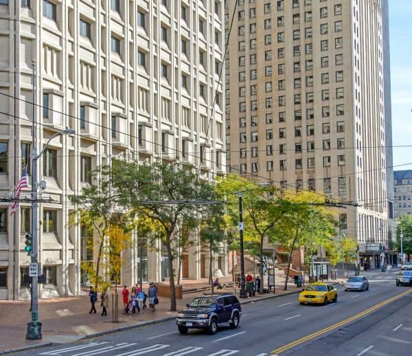 Henry Jackson Building Seattle