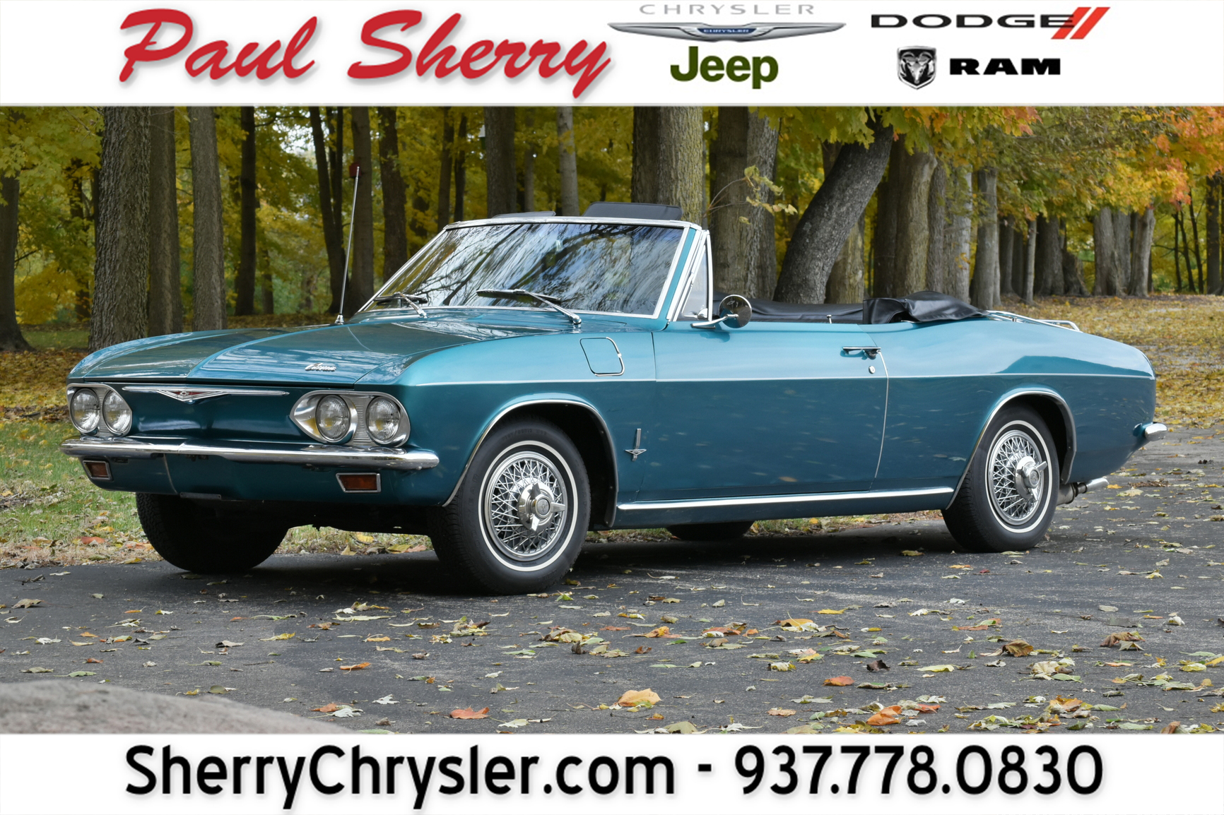 hight resolution of 1965 chevrolet corvair monza cp15842 paul sherry chrysler dodge jeep ram