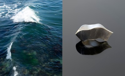 Offshore Waves ring and the waves that inspired the ring