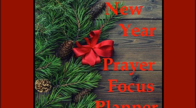My Gift to you~ The Prayer Planner