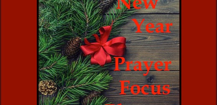 New Year Prayer Connection