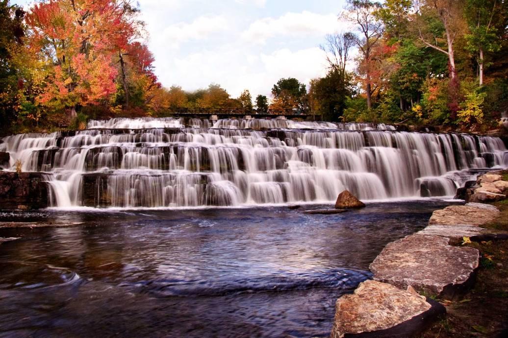 SEPTEMBER Almonte falls