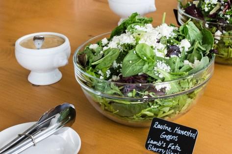 ravine salads