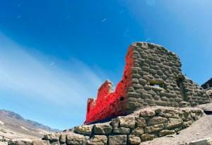Harmony Borax Ruins, Death Valley, CA