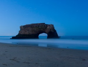 Natural Bridge(s), Santa Cruz, CA