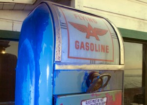 Flying A Gasoline, China Camp, CA