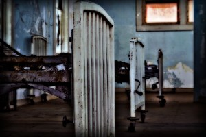 Infirmary Beds, Ione, CA 2009