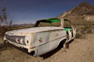 Impala, Rhyolite, NV
