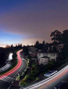 Blackout on the Arlington, Berkeley, CA