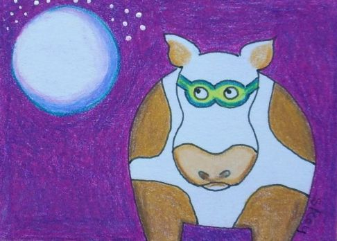 COW GOGGLES-Sold