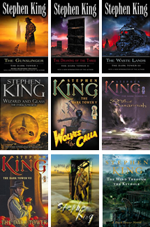 Reading List: <i>The Dark Tower</i> Series by Stephen King