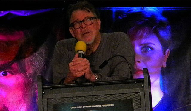 Talking With Jonathan Frakes of 'Star Trek: The Next Generation'