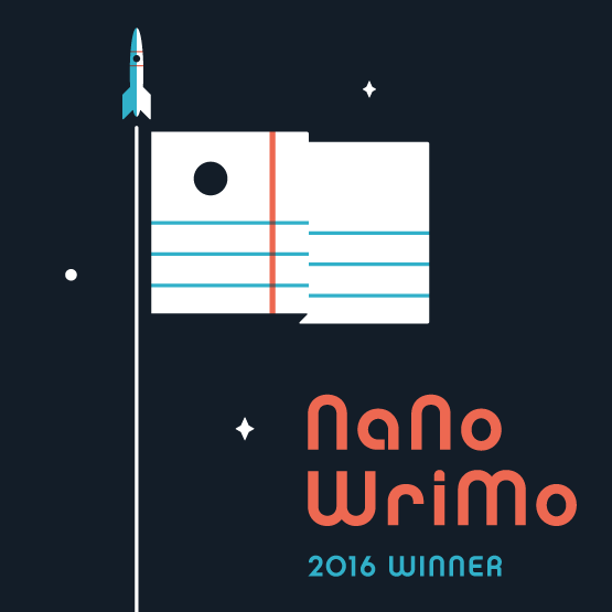 NoNoWriMo2016 Winner