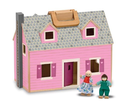 10 Dollhouses for Christmas | Simply Sherryl