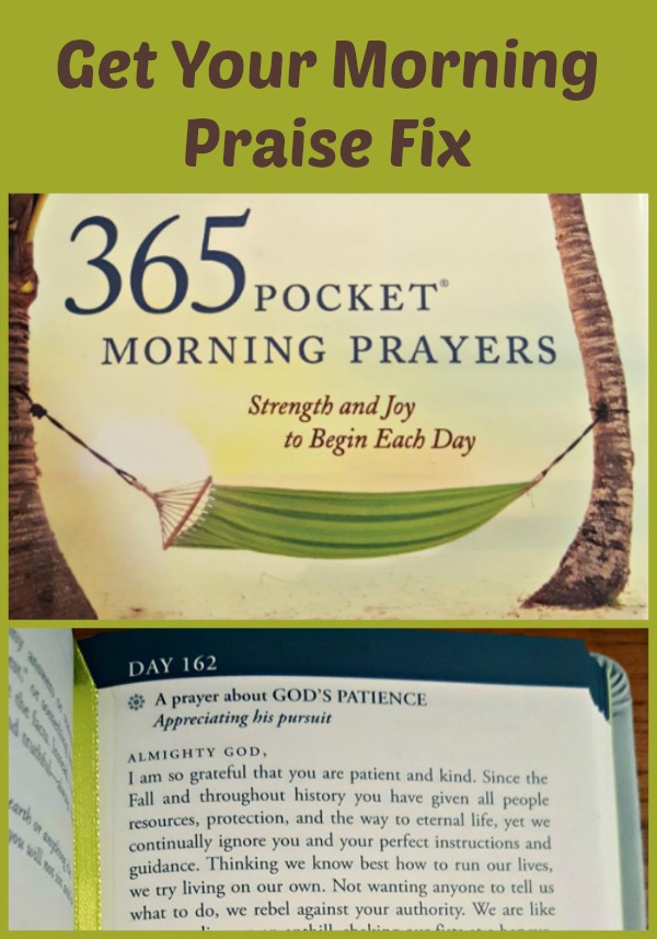Get Your Morning Praise Fix
