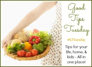 Good Tips Tuesday