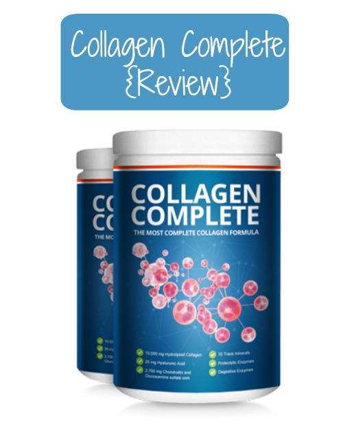 Collagen Complete {Review}