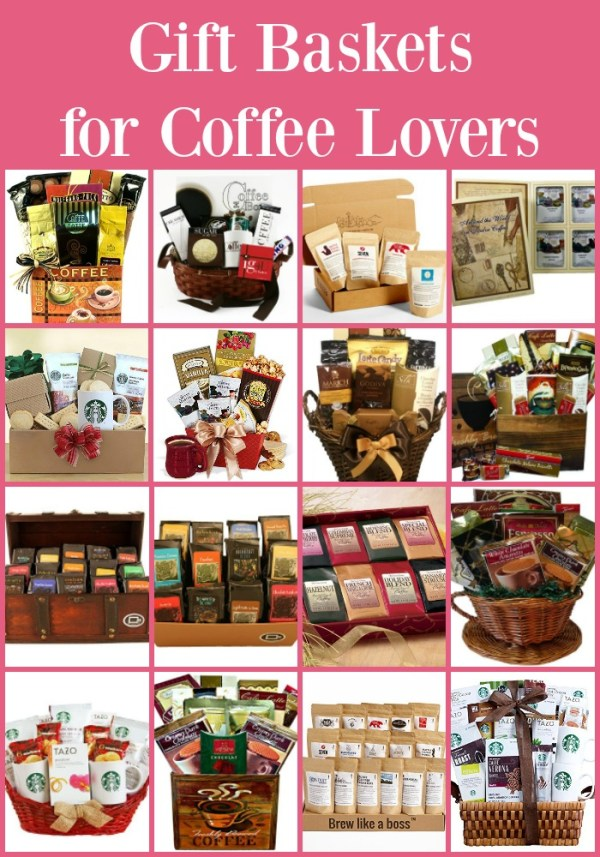 Gift Baskets for Coffee Lovers
