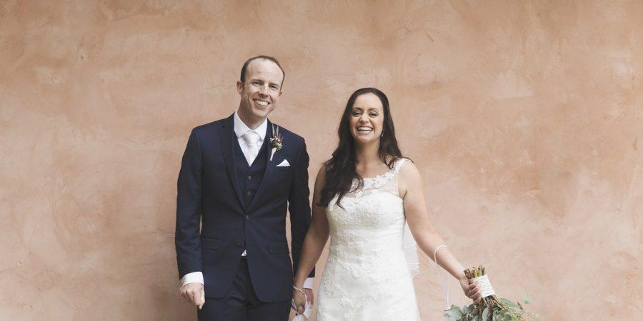 Rachel & Paul Obrien wedding bright red stag sherryn leigh photography24