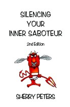 Silencing Your Inner Saboteur Cover White