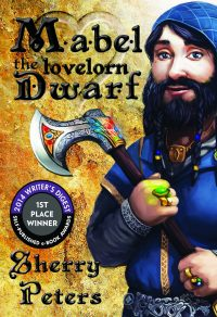 Cover of Mabel the Lovelorn Dwarf, Winnier of the Writer's Digest Self-Published Ebook Award