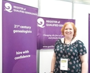 Shersca Genealogy_RootsTech London, 2019_RQG