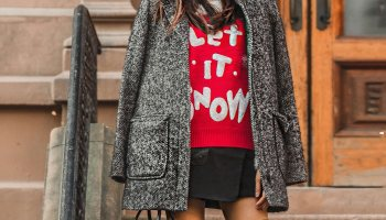 a37337e5fb 17 Ugly Christmas Sweater Ideas, Styled!