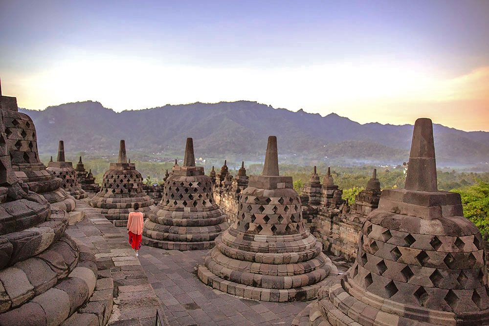 Borobudur At Sunrise Prambanan Temples A Visitor S Guide