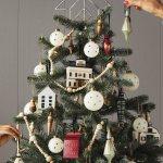 Rustic Christmas Tree Decor Ideas