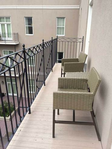 new orleans hyatt french quarter hotel review