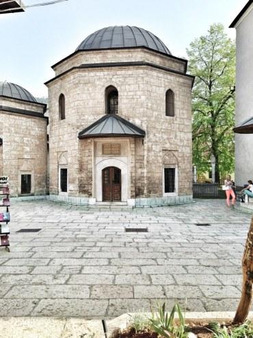 sarajevo bosnia gazi husrev-beg mosque shershegoes.com