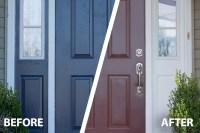 How to Paint a Front Door | SnapDry Door & Trim Paint