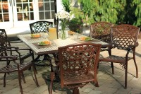 Painting Metal Furniture | How to Paint Metal Patio ...