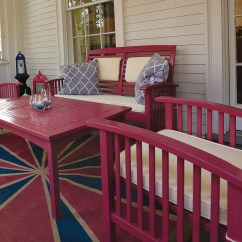 Colorful Wooden Kitchen Chairs Eddie Bauer Rocking Chair Spray Paint For Wood How To A Table And