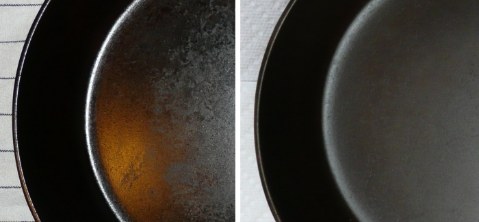 chemistry of cast iron