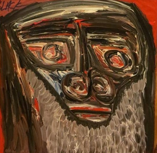 """The Philosopher"" by Darrell Urban Black"