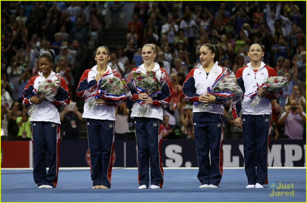 US women's Gymnatics