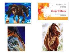 D. Horses: Going Home, Arabian Fixation, Carnedeau Ponny
