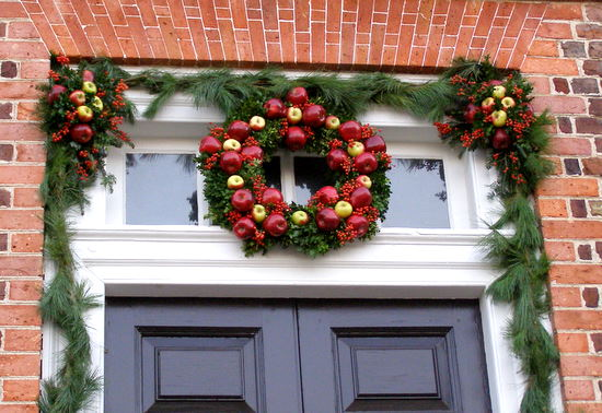 Colonial Williamsburg Christmas Decoration Inspiration