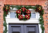 Colonial Williamsburg Christmas Decoration Inspiration