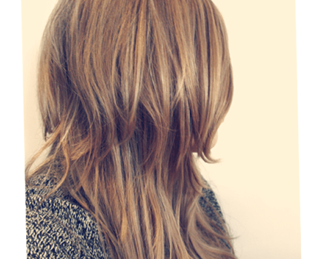How To Layer Long Thick Hair