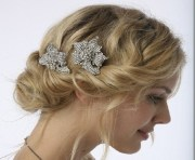 popular bridesmaid hairstyles