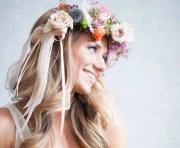 stunning beach wedding hairstyle