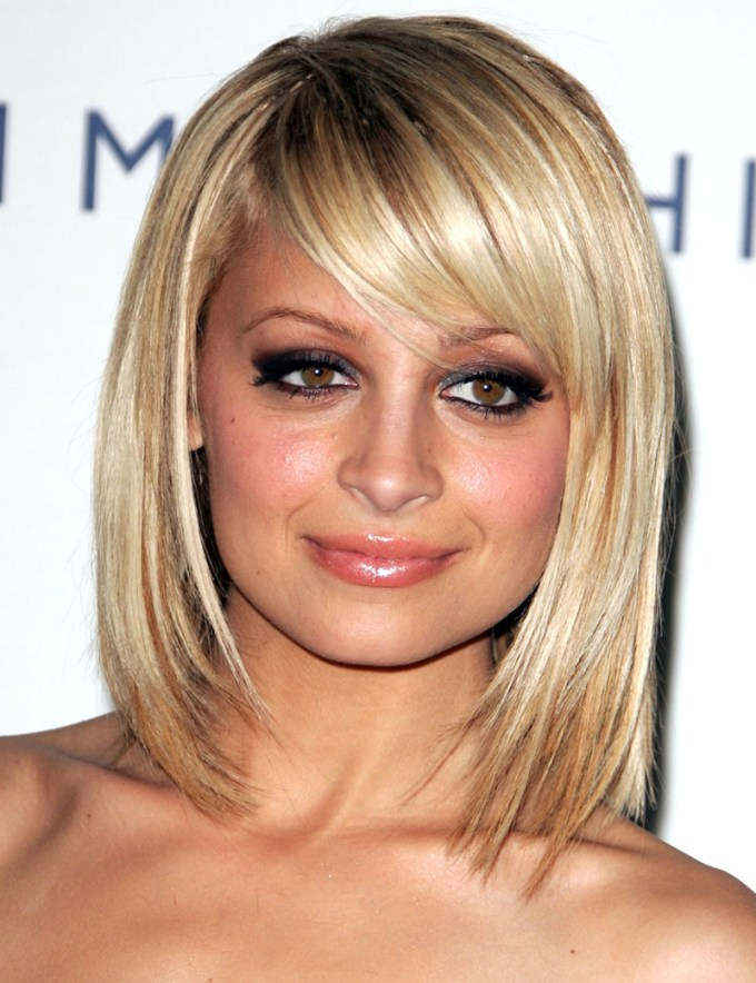 hairstyles to make big foreheads look smaller - she'said'