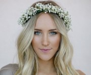 inspirational boho wedding hairstyles