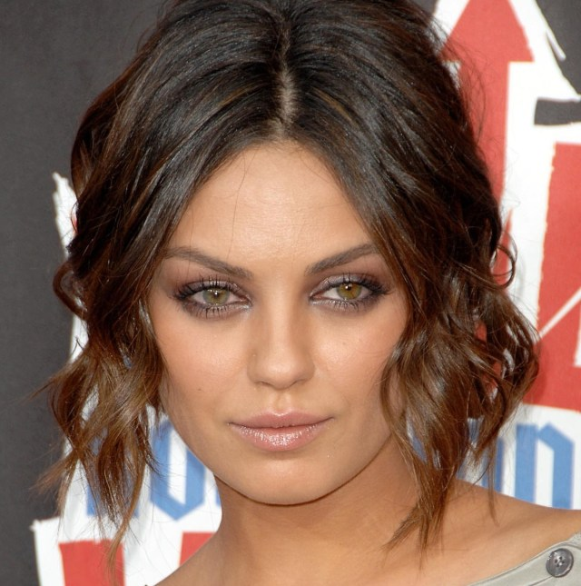 haircuts for round faces: slimming hairstyles - she'said'