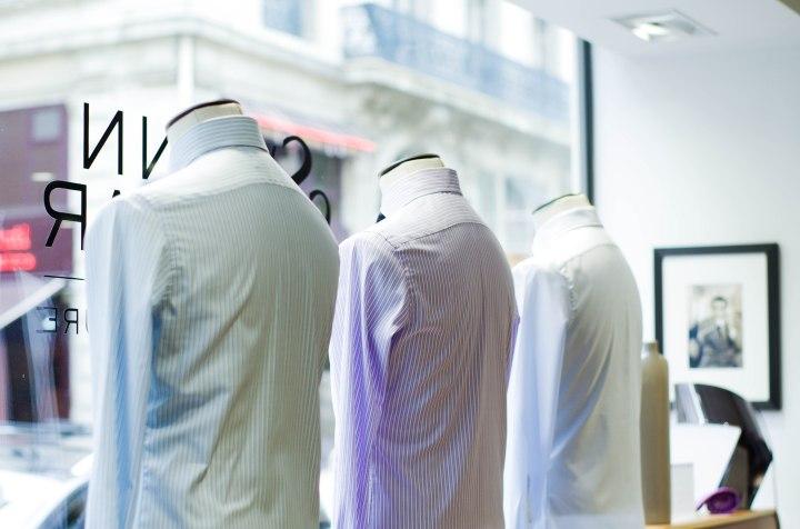 swann et oscar chemise sur mesure paris