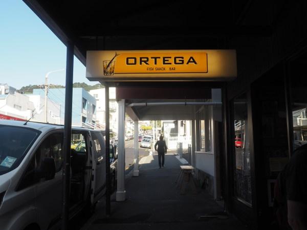 Ortega - Wellington