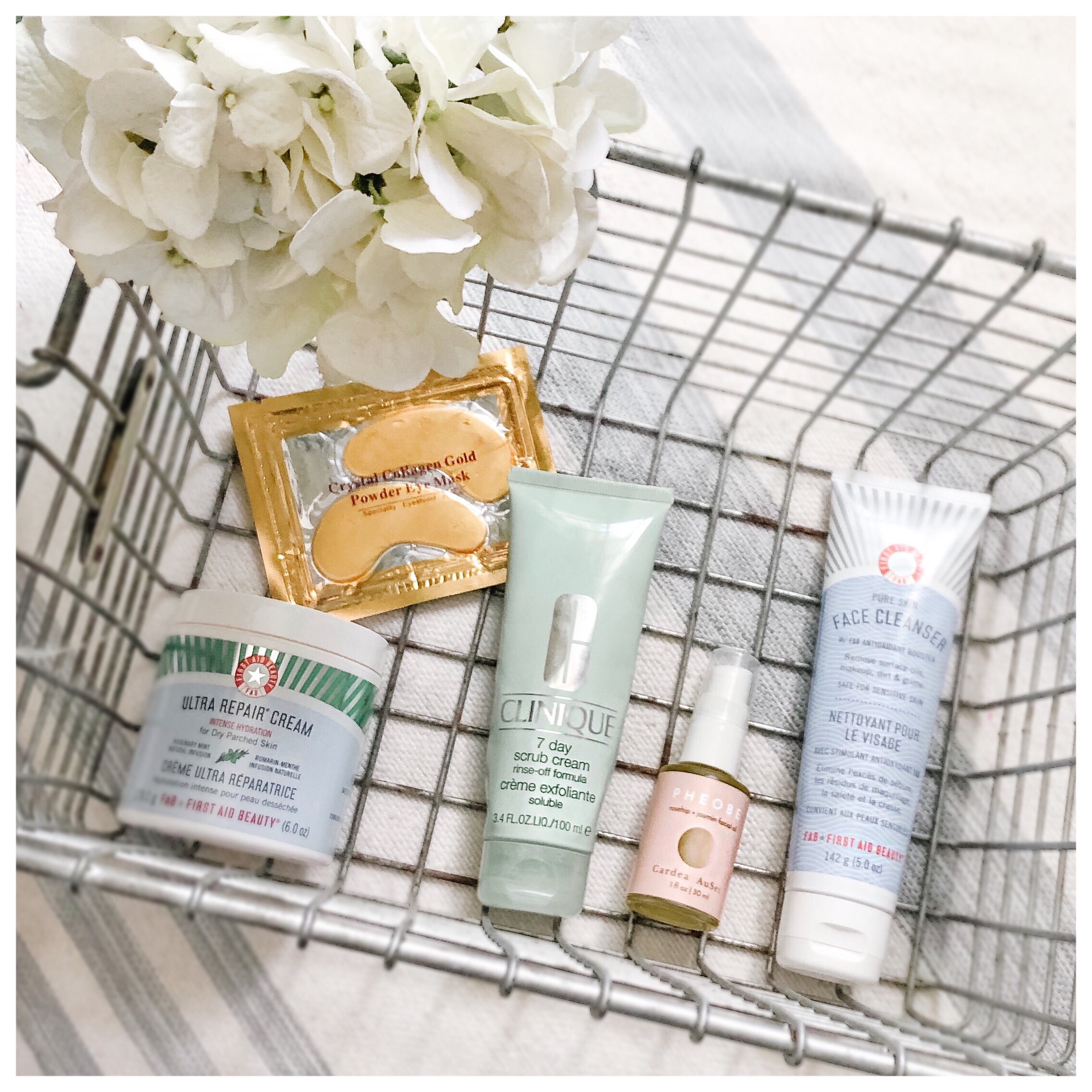 A lot of things change when you reach your mid 30s, including your skincare routine
