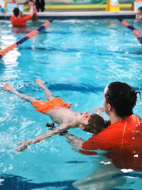 Swim Safety Week